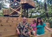Visita ao Tree Tops Park